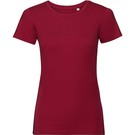 Russell Women's Authentic Tee Pure Organic