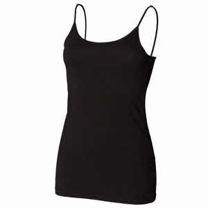 SF Ladies Adjustable Spaghetti Vest