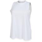 SF Ladies High Neck Vest