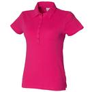 SF Ladies Stretch Pique Polo Shirt