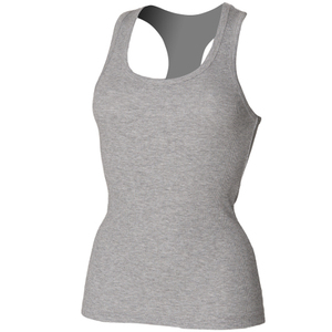 SF Ladies Stretch Racer Back Vest
