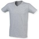 SF Men The Feel Good V Neck Stretch T-Shirt