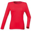 SF Women's Feel Good Long Sleeved Stretch T-shirt