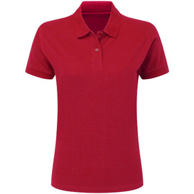 SG Ladies Cotton Polo Shirt
