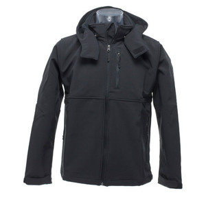SG Men's Hooded Contrast Softshell
