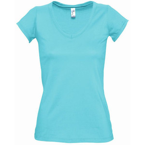 SOL'S Ladies Mild V Neck T-Shirt