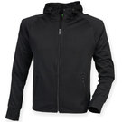Tombo Women's Hoodie With Reflective Tape