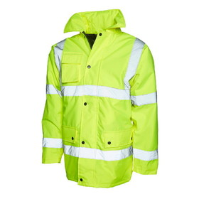Uneek High Visibility Jacket