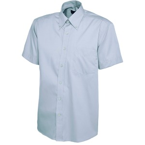 Uneek Mens Formal Short Sleeve Shirt