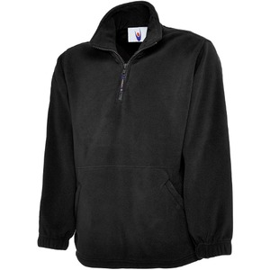 Uneek Premium Quarter Zip Fleece
