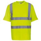 Yoko Hi-Vis Short Sleeve T-shirt