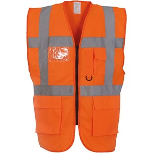 Yoko Multi-Functional Executive Hi-Vis Waistcoat