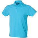SF Men Modern Stretch Pique Polo Shirt