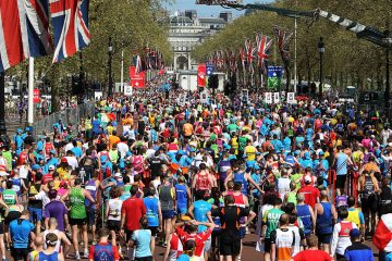 Top 5 Tees & Vests | London Marathon