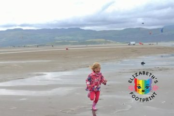 Fundraising Heroes | Walking the Coast of Britain for Elizabeth's Footprint