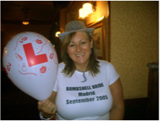 Hen night t-shirt example 1