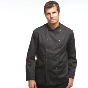 Dennys Economy Long Sleeve Chefs Jacket