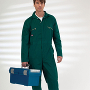 Dickies Redhawk Zip Front Coverall