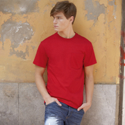 Fruit of the Loom Heavy Pocket T-Shirt