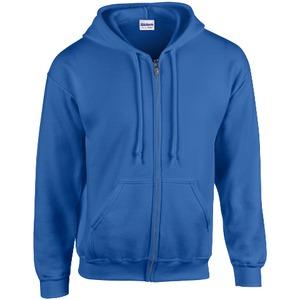 Gildan Adult Full Zip Hooded Sweatshirt - Gildan Adult Full Zip