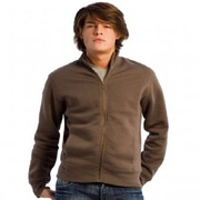 B&C Spider Full Zip Sweatshirt